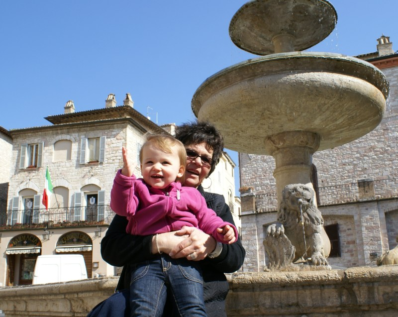 Benefits of multi-generational travel