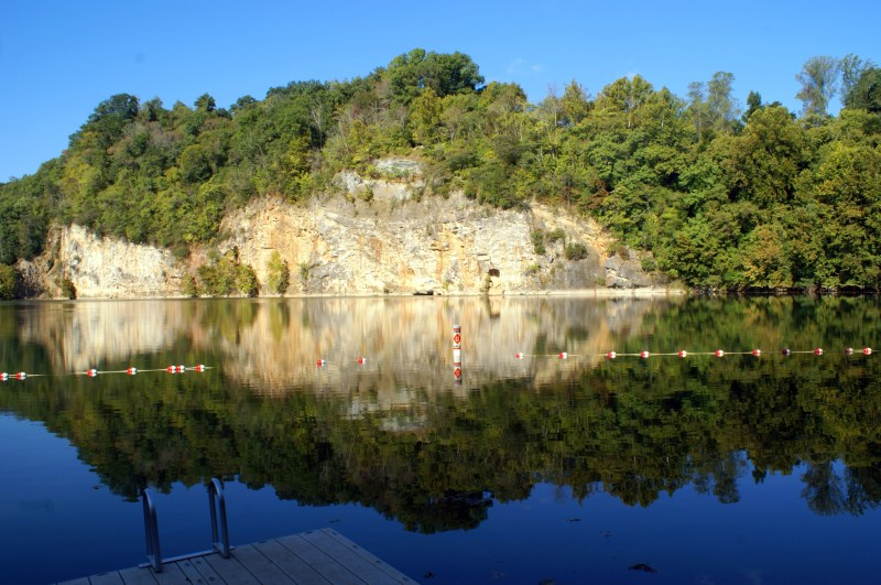 Mead's Quarry Lake | Knoxville, Tennessee