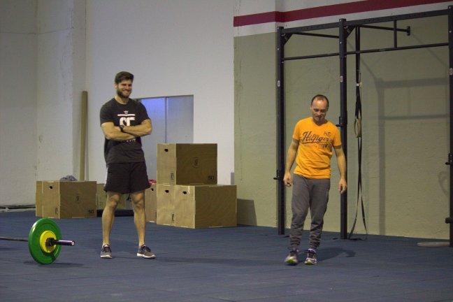 Training im Brucklyn Complex