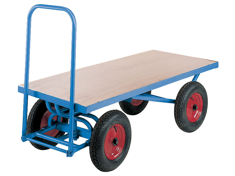 Turntable Truck Free Delivery