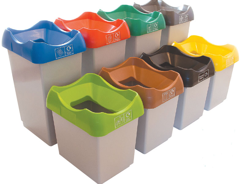 Office Depot Stackable Bins