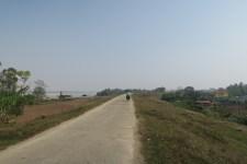 Könnte auch der Donauradweg sein...