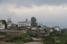 Ein muslimisch geprägtes Dorf in Yunnan