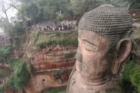 Giant Buddha in Leshan