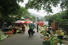 Markt in Yunnan
