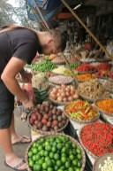 Passionsfrüchte einkaufen