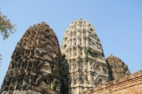Khmer-Architektur in Sukhothai
