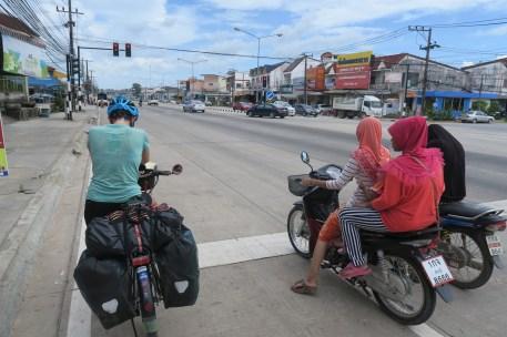 Im muslimischen Süden Thailands