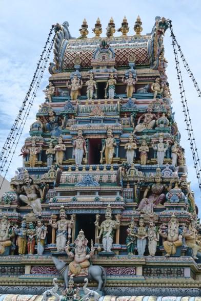 Hindutempel in Malaysia