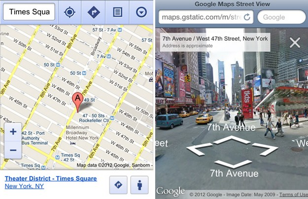 New Google Maps Street View Features | The World Beast