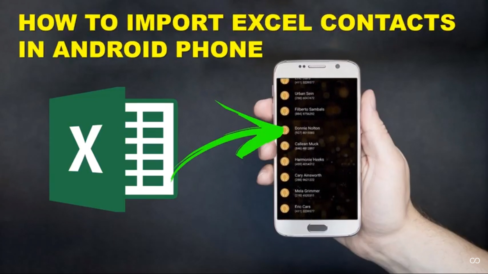 How to Export Gmail / Google Contacts to Android Phone