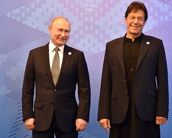 Pakistan-Russia Relations and Regional Connectivity | The World Beast