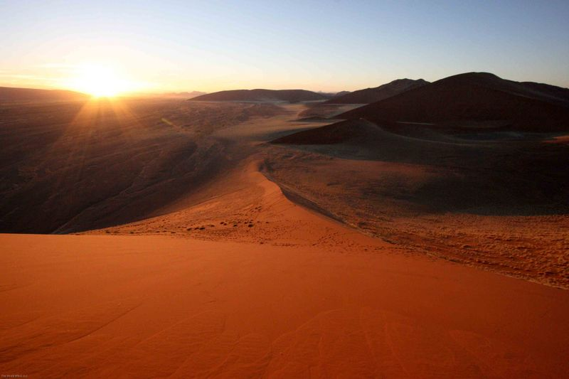 Sossusvlei, Namibia - travel destinations, africa destinations, travel tips, travel ideas, travel hacks, travel guide, road trip, adventure travel, bucket list, south africa