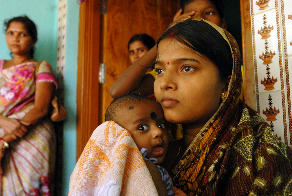DFID – Ante and post natal care in Orissa