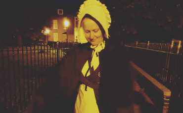 Granny Cousins Ghost Walk of Poole Old Town