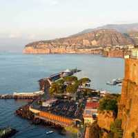Sorrento – Luxury on the shore of the Tyrrhenian Sea