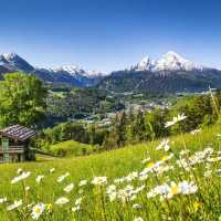 Slow travel through Bavaria's Berchtesgadener Land