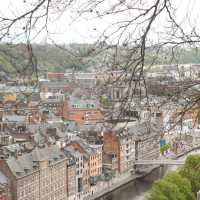 Namur – No wonder it rhymes with amour!