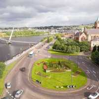 Derry or Londonderry? How about Legenderry!
