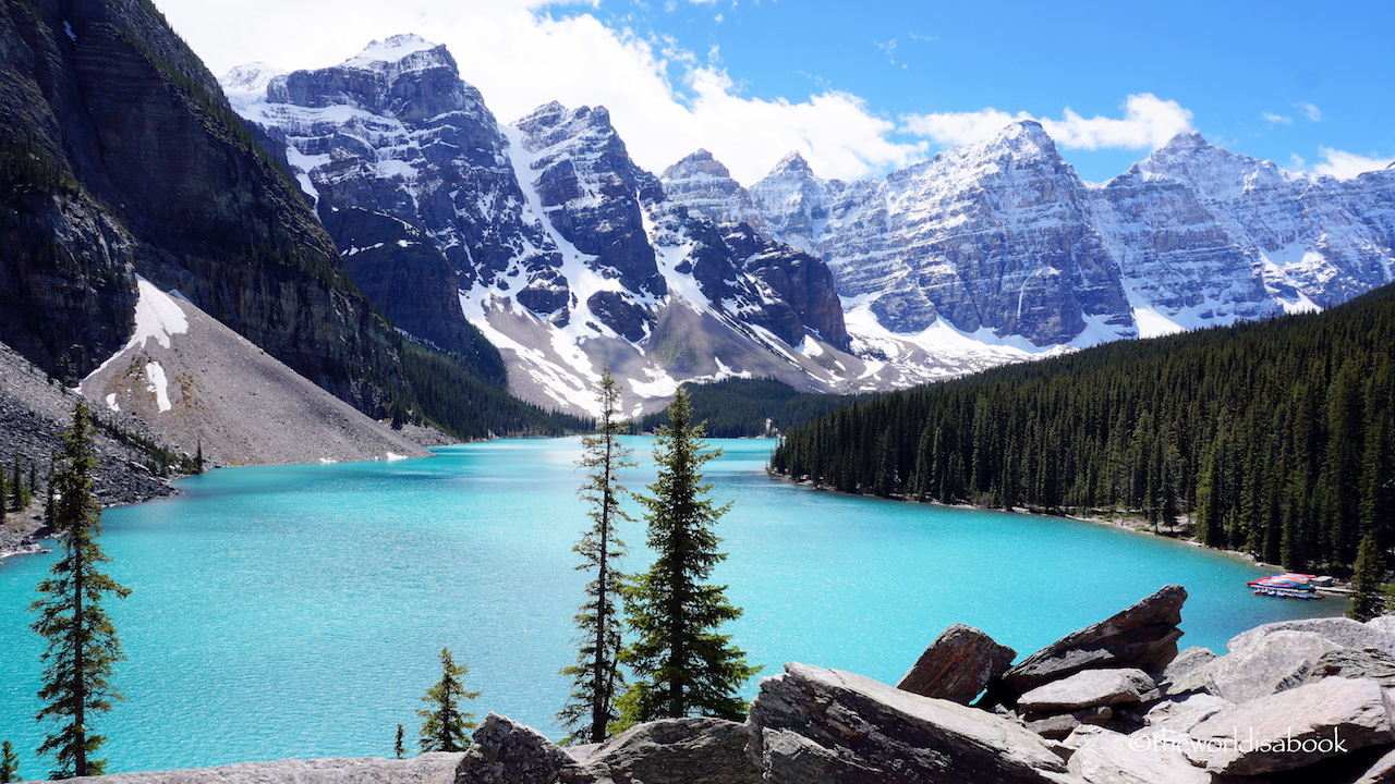 Things To Do In Banff National Park 4 Day Itinerary The World Is A Book
