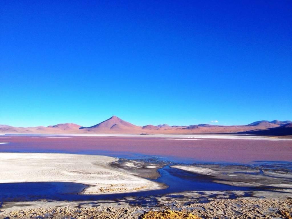 Laguna Colorada-Salar del Uyuni- Bolivia