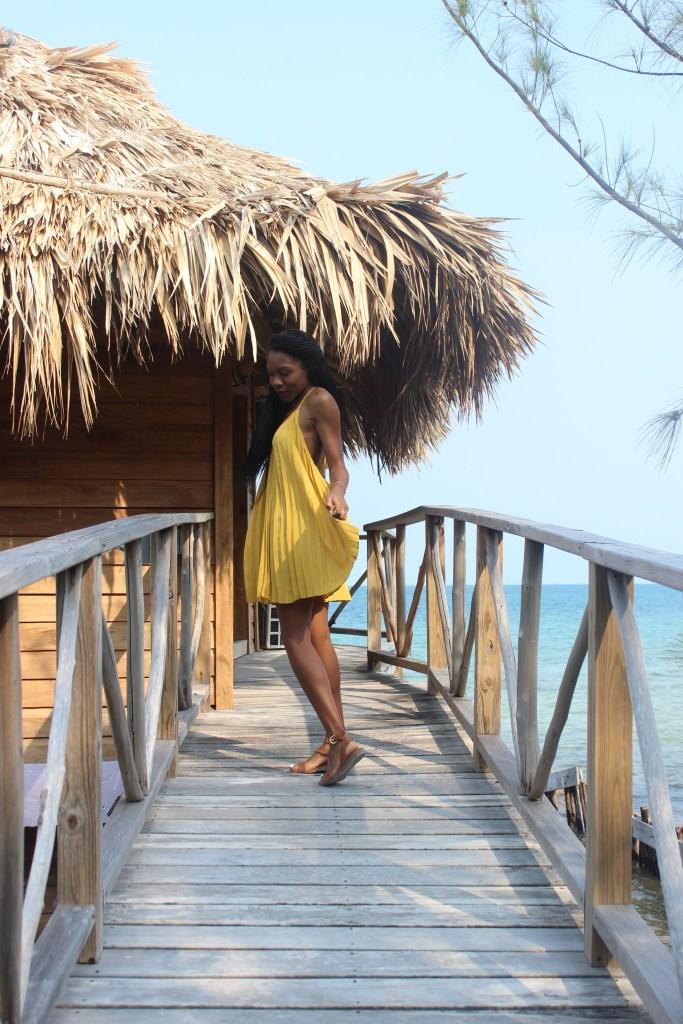 Thatch-caye-resort