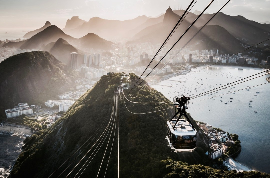 Rio de Janeiro-brazil-sugarloaf-mountain