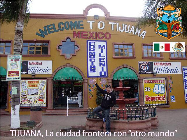 "Tijuana, La ciudad frontera con ""otro mundo"" Tijuana, La ciudad frontera con ""otro mundo"" tijuana mexico"