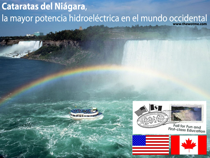 Cataratas del Niagara, la mayor potencia hidroeléctrica en el mundo occidental Cataratas del Niágara, la mayor potencia hidroeléctrica en el mundo occidental Cataratas del Niágara, la mayor potencia hidroeléctrica en el mundo occidental cataratas del niagara