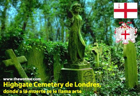 Highgate Cemetery de Londres, donde a la muerte se le llama arte Highgate Cemetery de Londres, donde a la muerte se le llama arte highgate cemetery londres