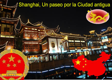Shanghai, Un paseo por la Ciudad antigua - shanghai ciudad antigua - Shanghai, Un paseo por la Ciudad antigua