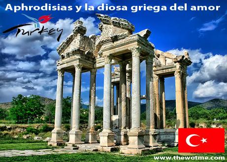 Aphrodisias y la diosa griega del amor Aphrodisias y la diosa griega del amor afrodisias turquia