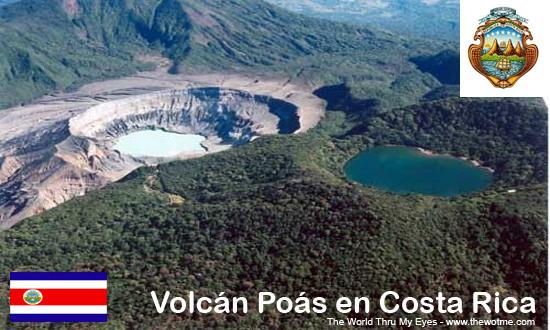 Volcán Poás en Costa Rica volcán poás - volcan poas - Volcán Poás en Costa Rica
