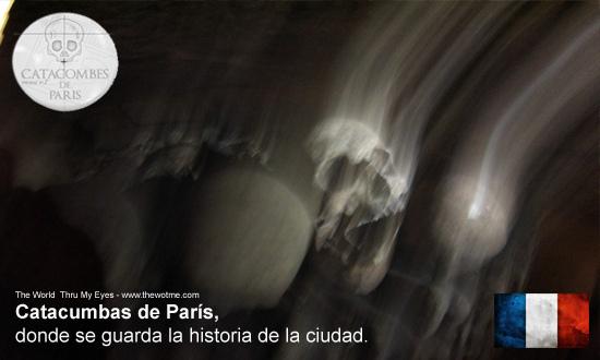 Catacumbas de París thewotme@TV - catacumbas - thewotme@TV