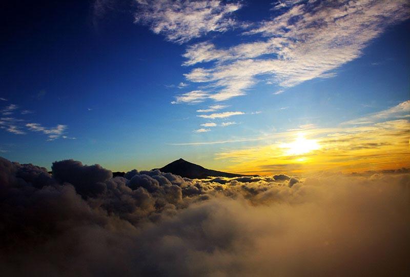 Cosas que hacer en Tenerife para tener unas vacaciones completas - tenerife teide sunset - Cosas que hacer en Tenerife para tener unas vacaciones completas