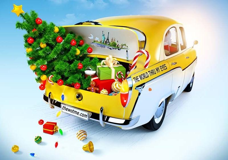 viajar en coche en navidad Razones para alquilar un coche en Navidad - SUBE POST - Razones para alquilar un coche en Navidad