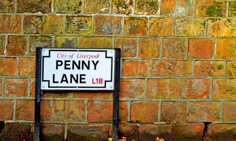 ruta de los beatles - penny lane - Ruta de los Beatles en Liverpool