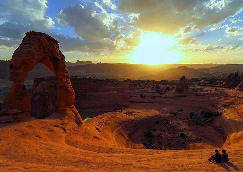 parque nacional arches en utah, wow ! - delicate arch utah - Parque Nacional Arches en Utah, wow !