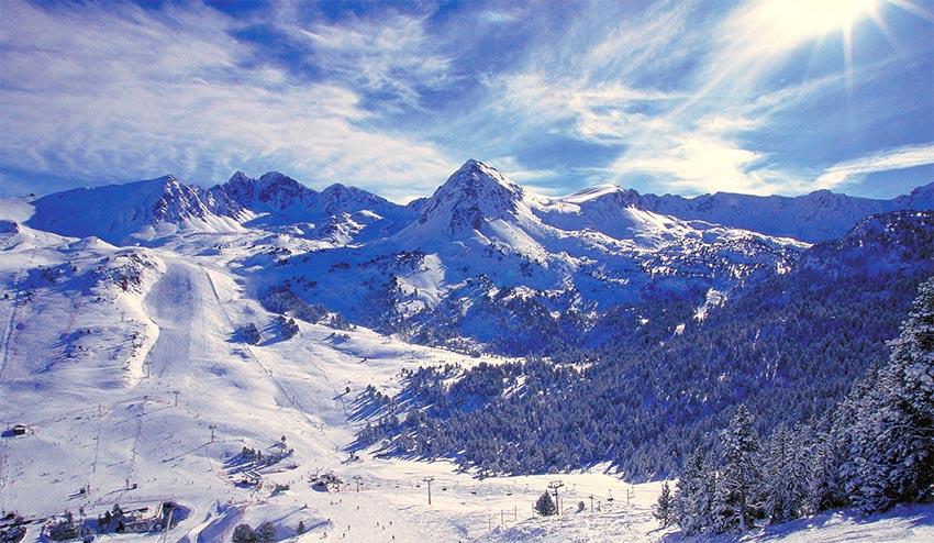 Andorra en Invierno Andorra en Invierno andorra en invierno winter