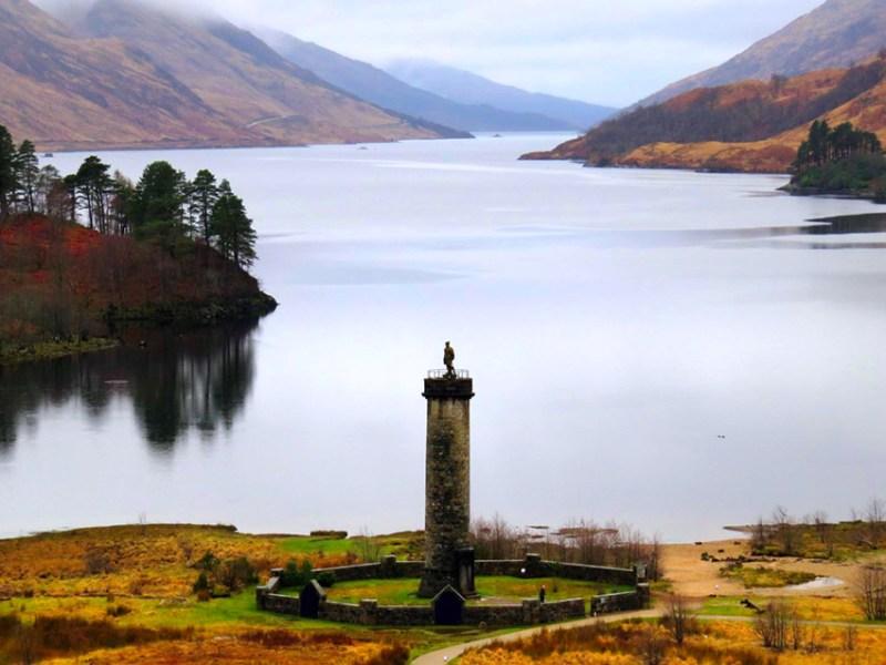 escocia en 4 días Visitar Escocia en 4 días portada escocia highlands