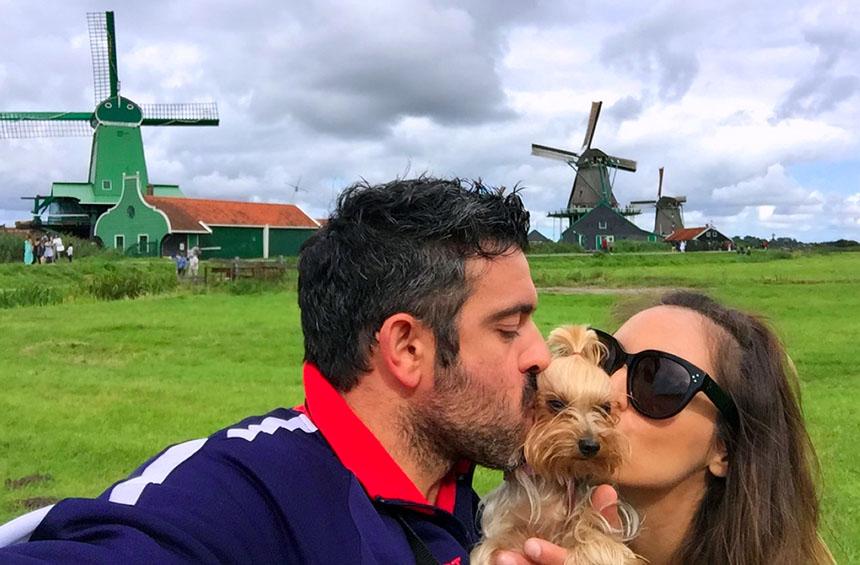 Amsterdam con perro Visitar Amsterdam con perro portada amsterdam con perro