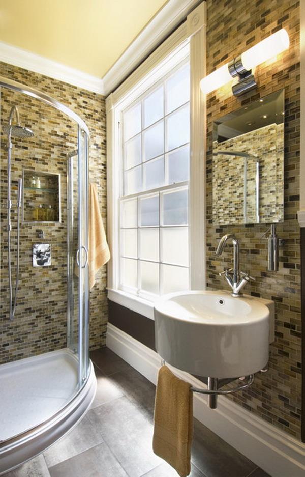 25 Modern Luxury Bathroom Designs on Amazing Small Bathrooms  id=19856