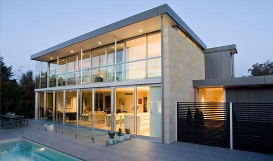 25 Amazing Modern glass house design on Modern Glass House Design  id=46419