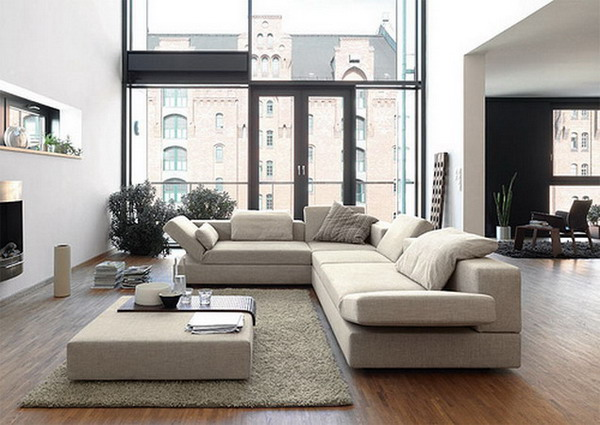 25 Best Contemporary Living Room Designs