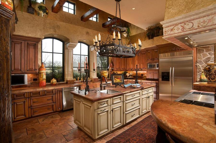 25 Awesome Traditional Kitchen Design 491shares