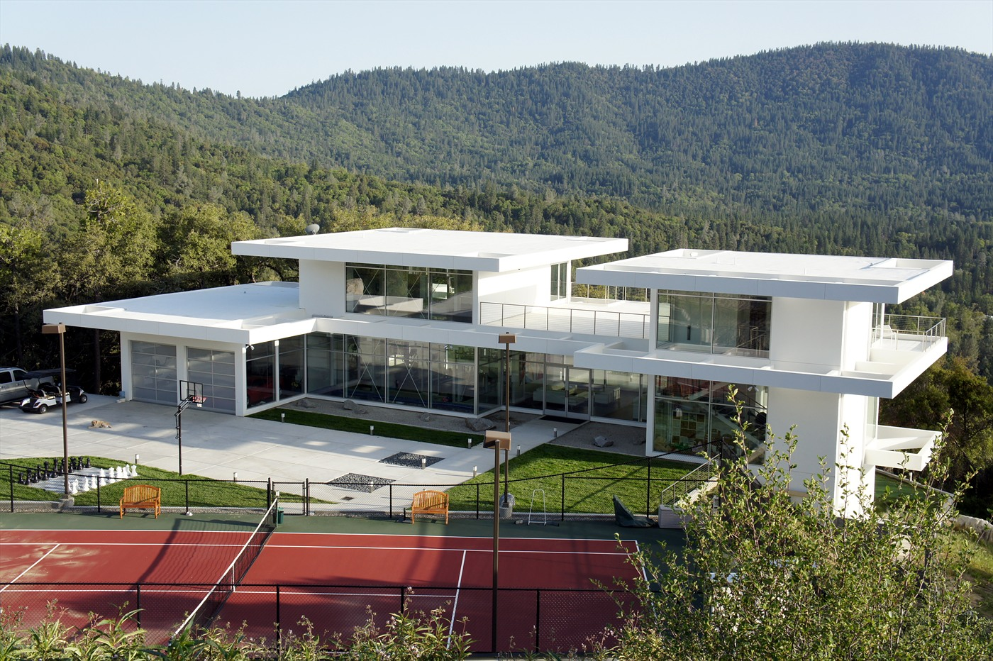 25 Amazing Modern glass house design on Modern Glass Houses  id=86739