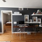 25 Amazing Industrial Home Office Desig