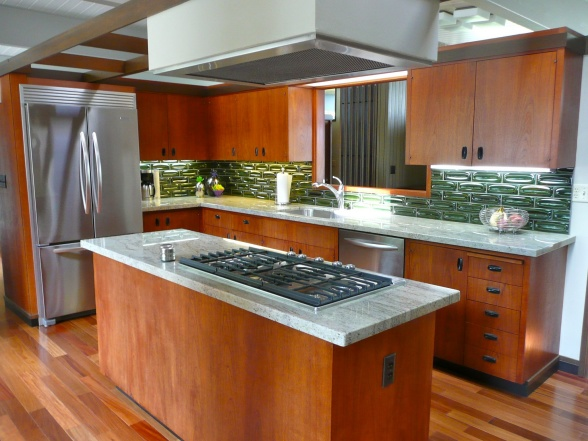 Best Lighting Galley Kitchen