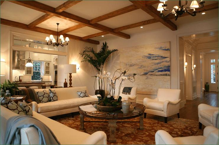 30 Marvelous Transitional Living Design Ideas