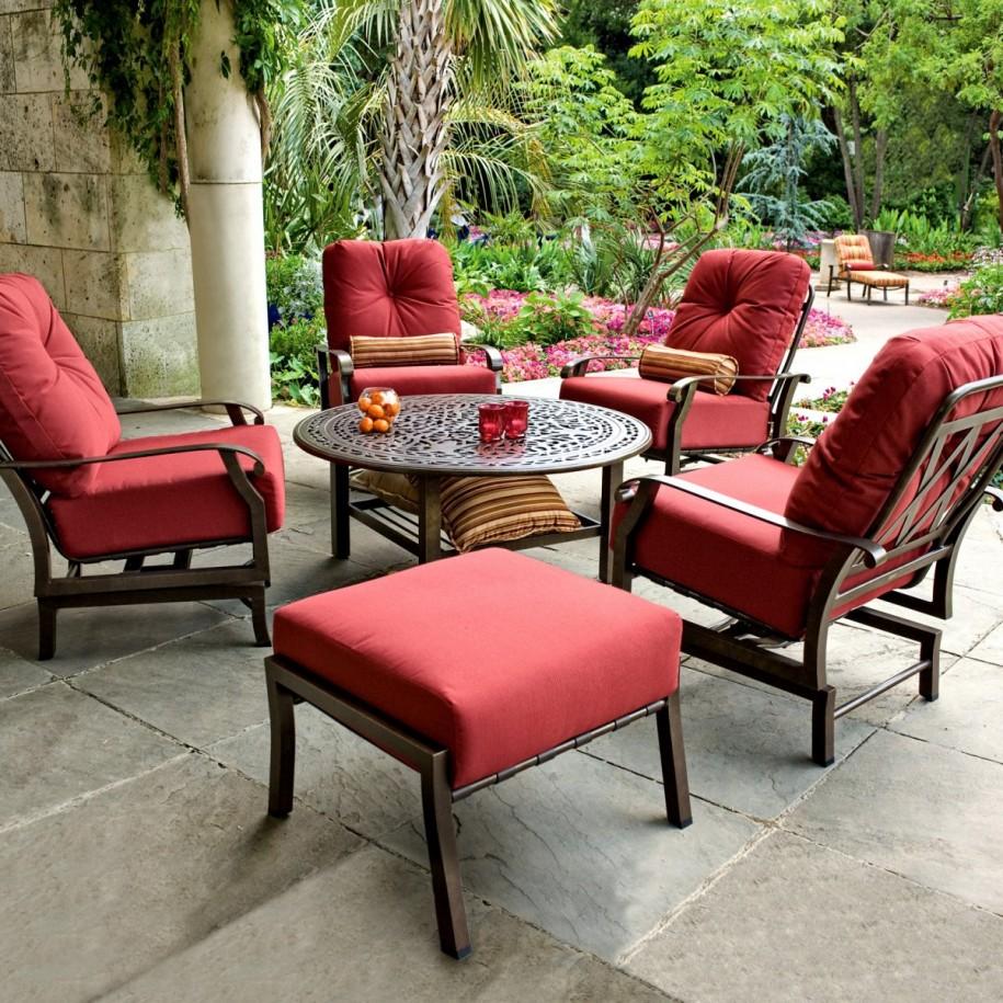 21 fabulous outdoor living space design ideas Backyard Outdoor Furniture id=23937